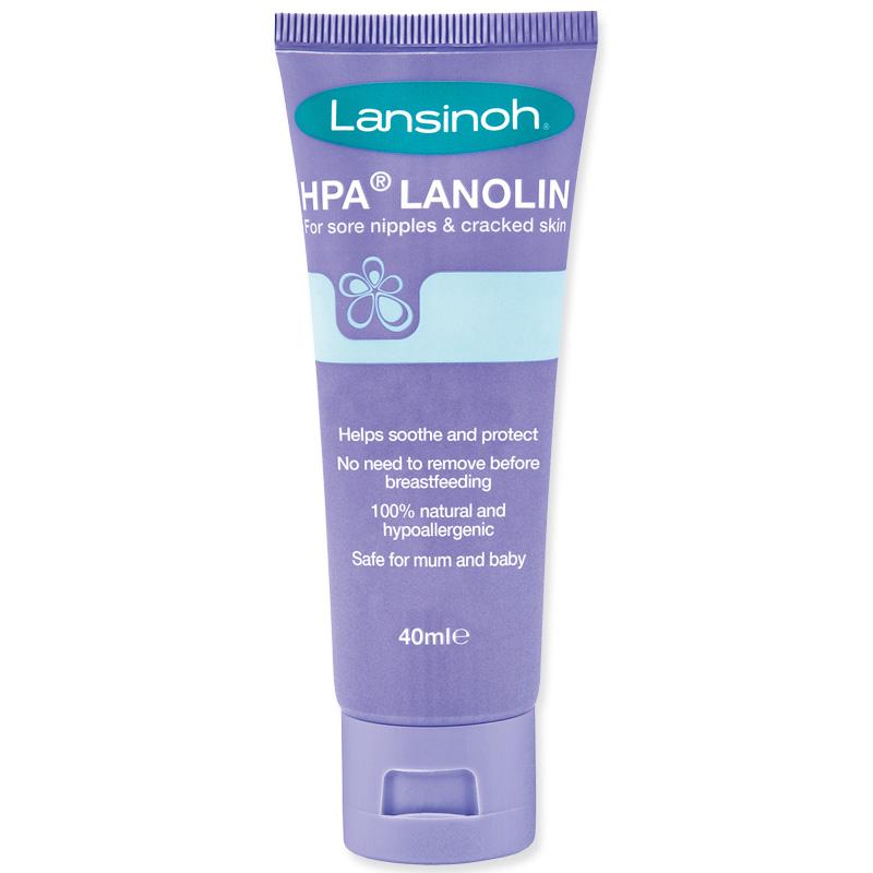 Lansinoh HPA lanolinska krema 40 ml